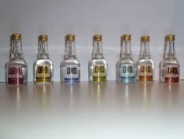 Viñas de Oro Pisco Italia / peruanischer Pisco Flasche 50 ml Abgabe nur ab 18 Jahre ! - Bild vergrößern