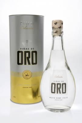Viñas de Oro Pisco Mosto Verde Italia / peruanischer Pisco Flasche 500 ml Abgabe nur ab 18 Jahre ! - Bild vergrößern