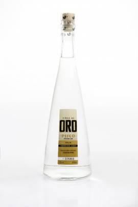 Viñas de Oro Pisco Italia / peruanischer Pisco Flasche 700 ml Abgabe nur ab 18 Jahre ! - Bild vergrößern