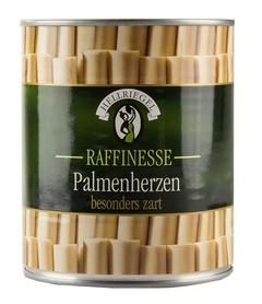 Hellriegel Palmitos / leckere zarte Palmenherzen aus Ecuador Dose 800 g