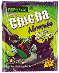 Chicha Morada Provenzal / ergiebige Mischung für leckeres Erfrischungsgetränk aus Peru, Sachet 15 g