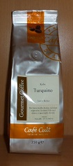 Cuba -Turquino- Kaffee aus Cuba 100 % Arabica-Bohnen / Bohnen Packung 250 g