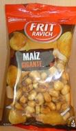 Maiz gigante frito y salado / leckerer Snack aus geröstetem -Riesen-Mais- gesalzen Packung 120 g